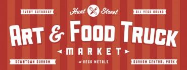 Hunt Street Art & Food Market