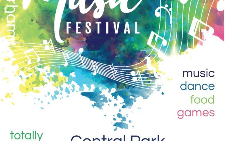 2019 Durham Christian Music Festival - Durham Central Park