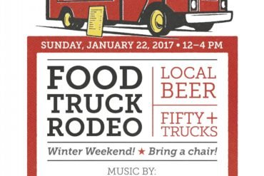 Winter Food Truck Rodeo featuring WXDU