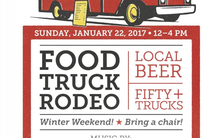 Winter Food Truck Rodeo Featuring Wxdu Durham Central Park