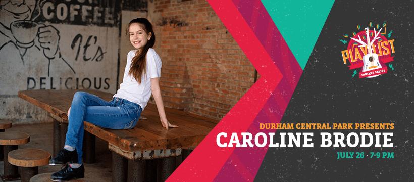 Caroline Brodie tap dancer
