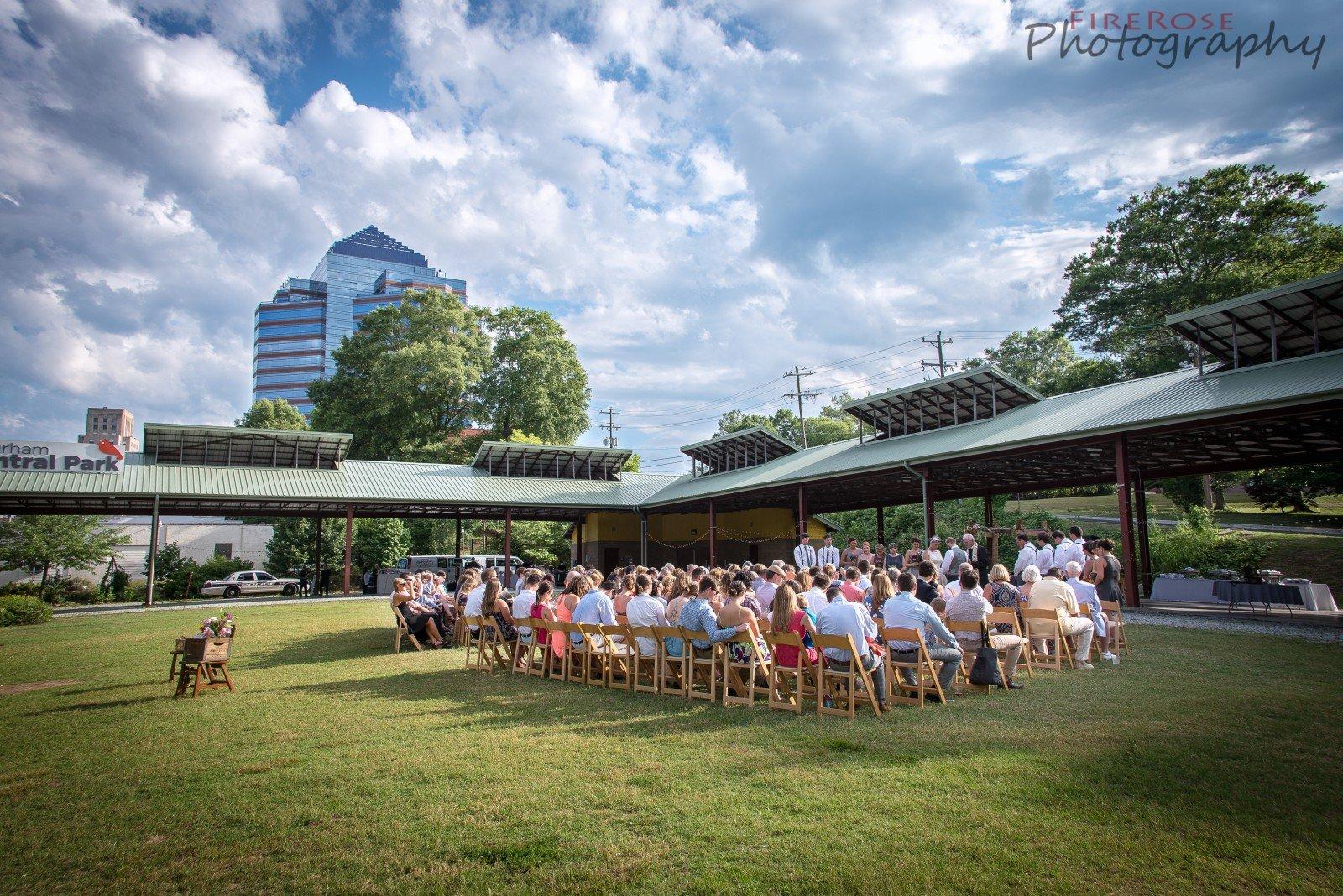 Sarah Cade wedding credit FireRose Photography
