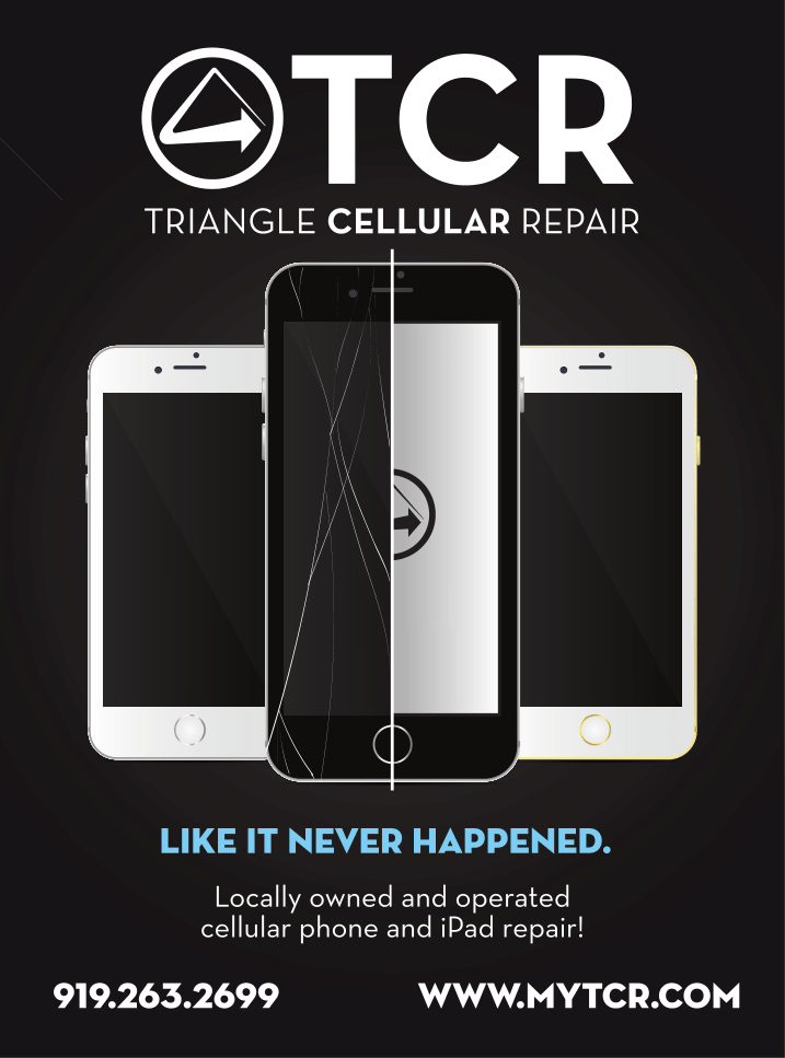 Triangle Cellular Repair ad-1