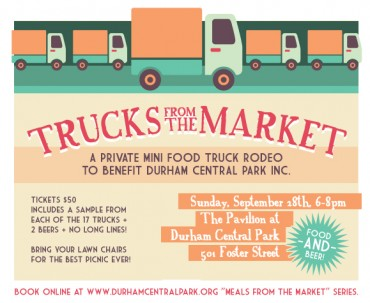 Trucks From The Market poster