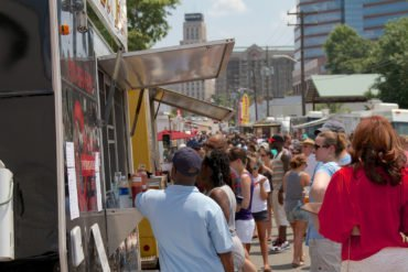Durham Central Park Food Truck Rodeo