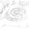Birds-Eye View Sketch