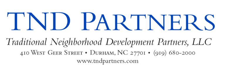 Traditional Neighborhood Development Partners